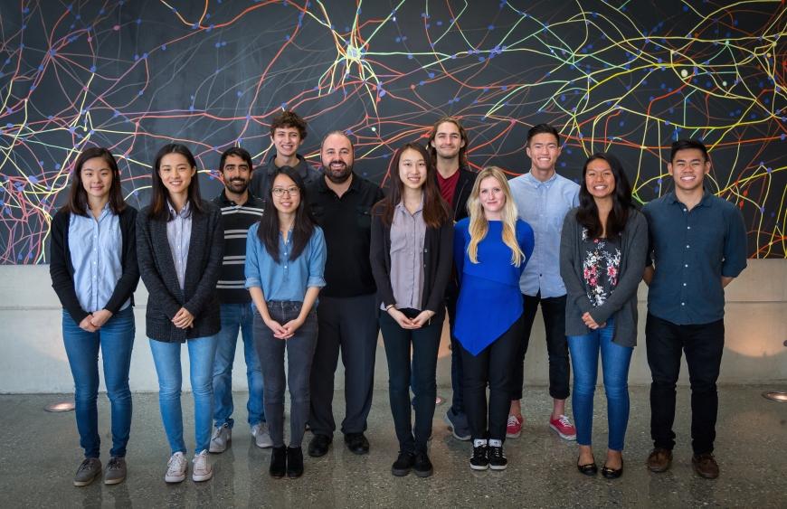Matthew Shtrahman Lab Photos February 9, 2018
