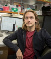 Matthew Shtrahman Lab Photos February 9, 2018